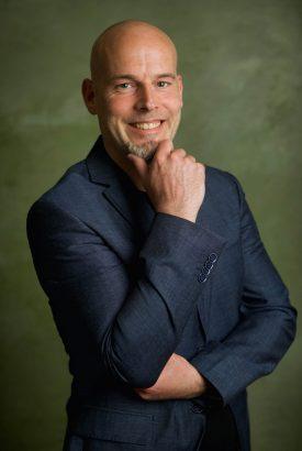 portret Matthijs Duker